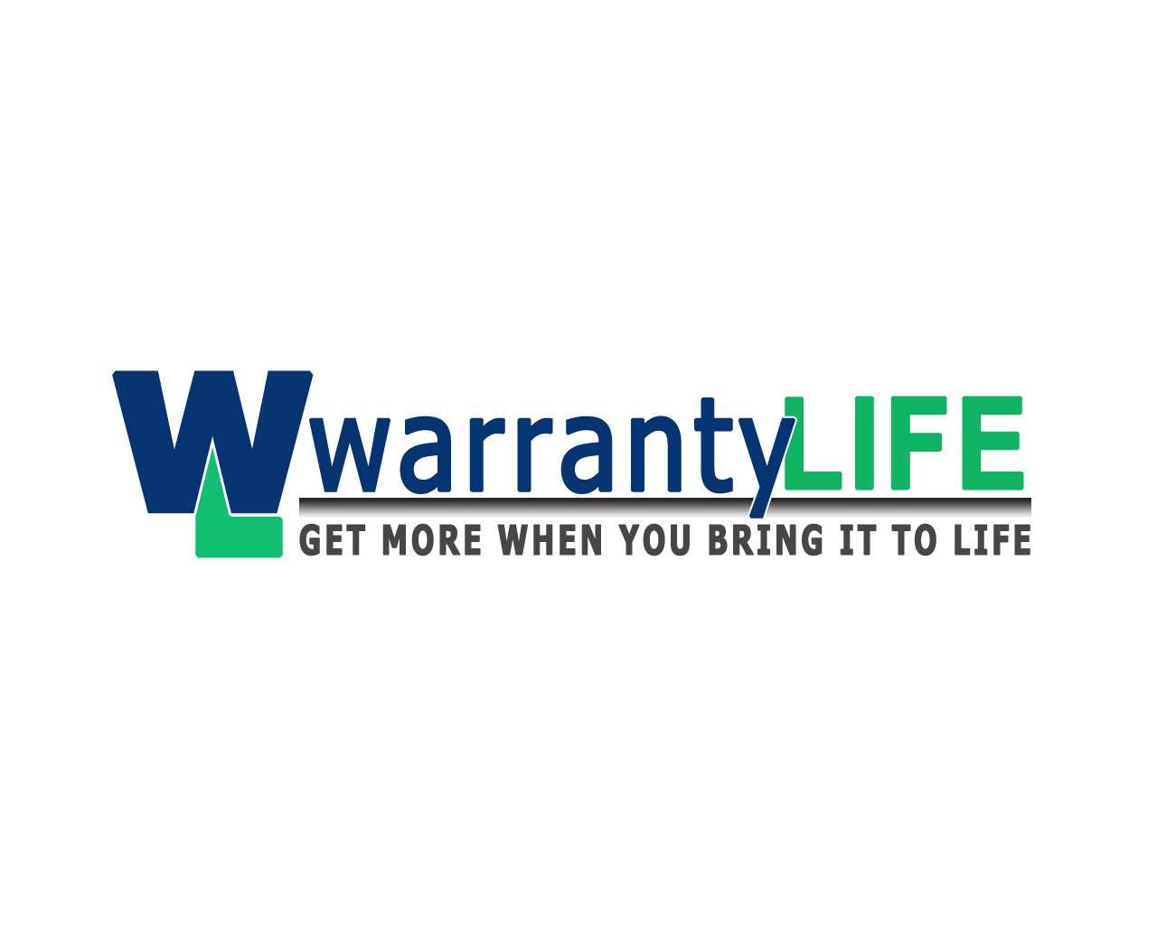 Logo Design by bolshoi_booze - Entry No. 28 in the Logo Design Contest WarrantyLife Logo Design.