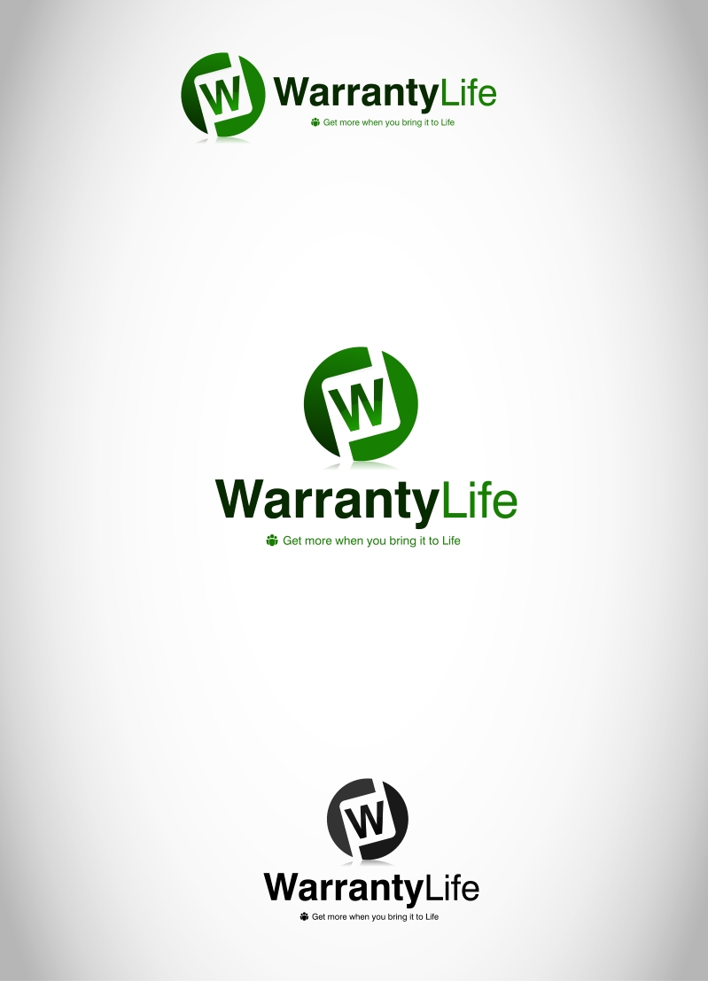 Logo Design by Private User - Entry No. 31 in the Logo Design Contest WarrantyLife Logo Design.