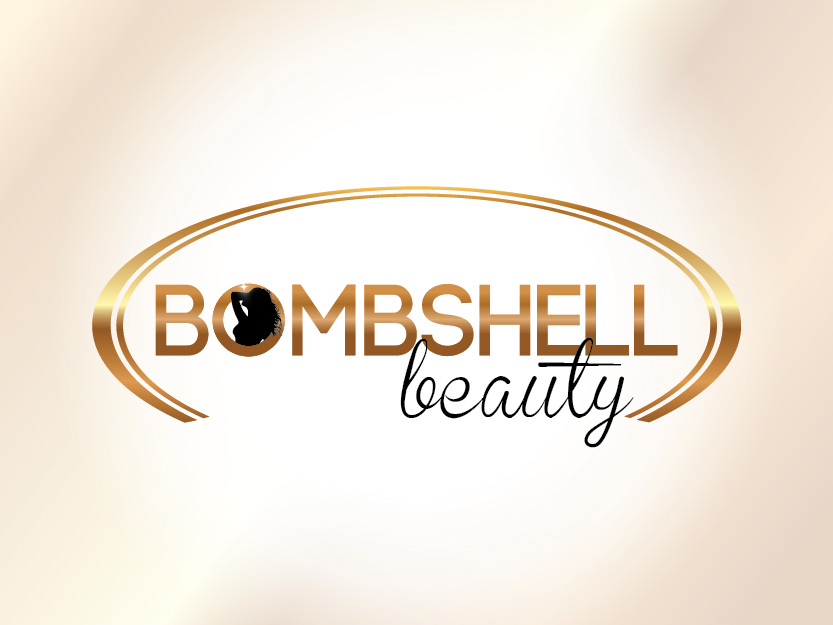 Logo Design by Private User - Entry No. 43 in the Logo Design Contest Logo Design Needed for Exciting New Company Bombshell Beauty.