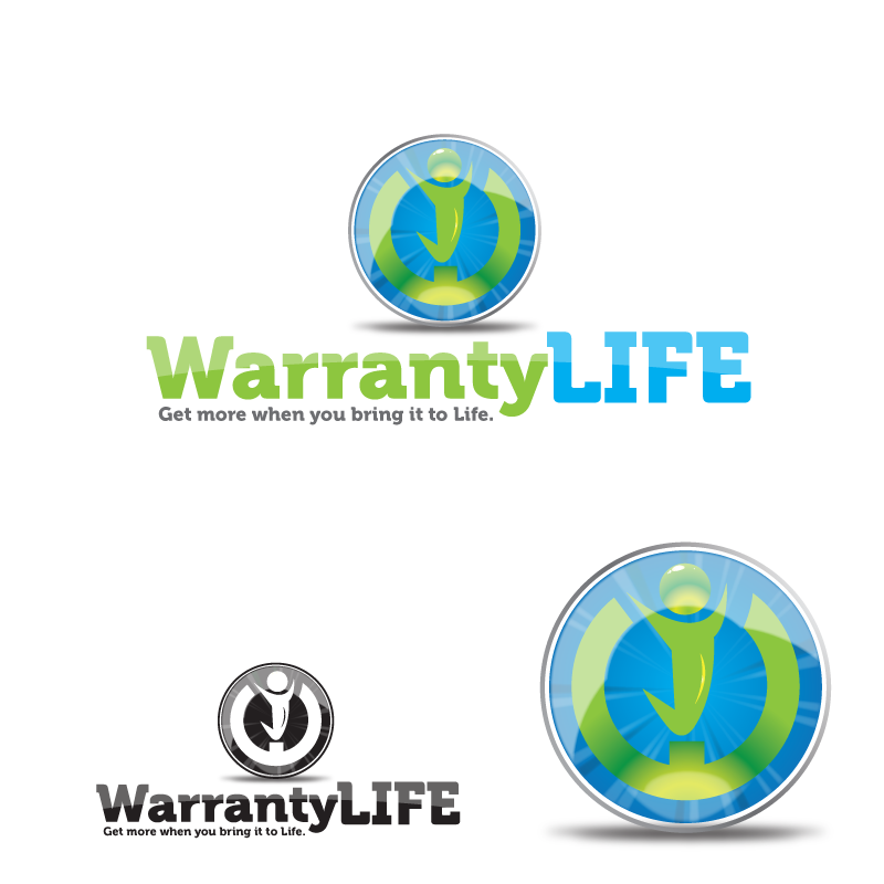 Logo Design by storm - Entry No. 33 in the Logo Design Contest WarrantyLife Logo Design.