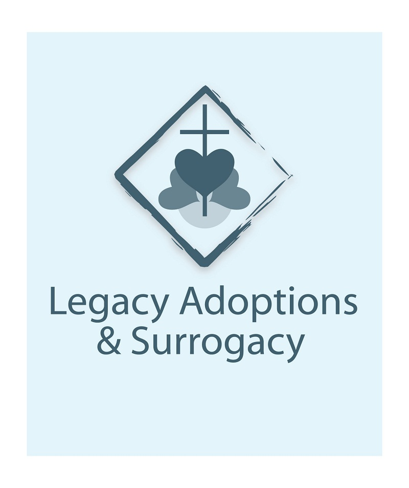 Logo Design by kowreck - Entry No. 18 in the Logo Design Contest Legacy Adoptions and Surrogacy Logo Design.