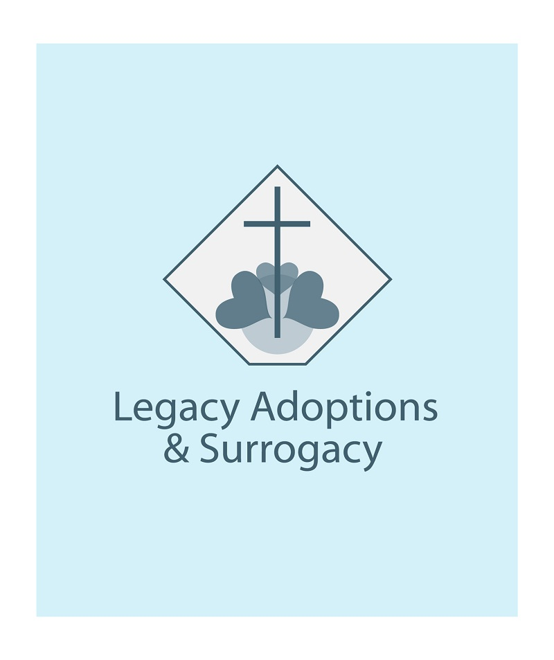 Logo Design by kowreck - Entry No. 20 in the Logo Design Contest Legacy Adoptions and Surrogacy Logo Design.