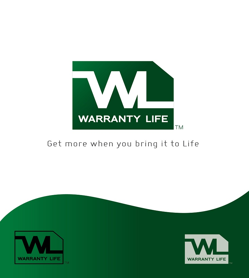 Logo Design by kowreck - Entry No. 40 in the Logo Design Contest WarrantyLife Logo Design.