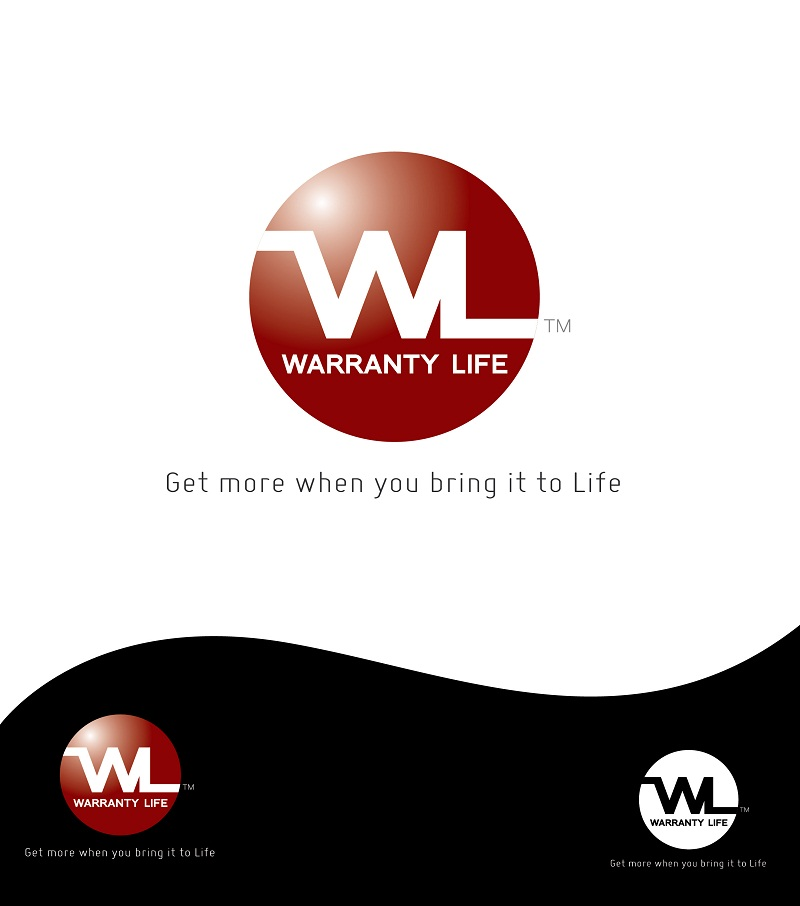 Logo Design by kowreck - Entry No. 42 in the Logo Design Contest WarrantyLife Logo Design.