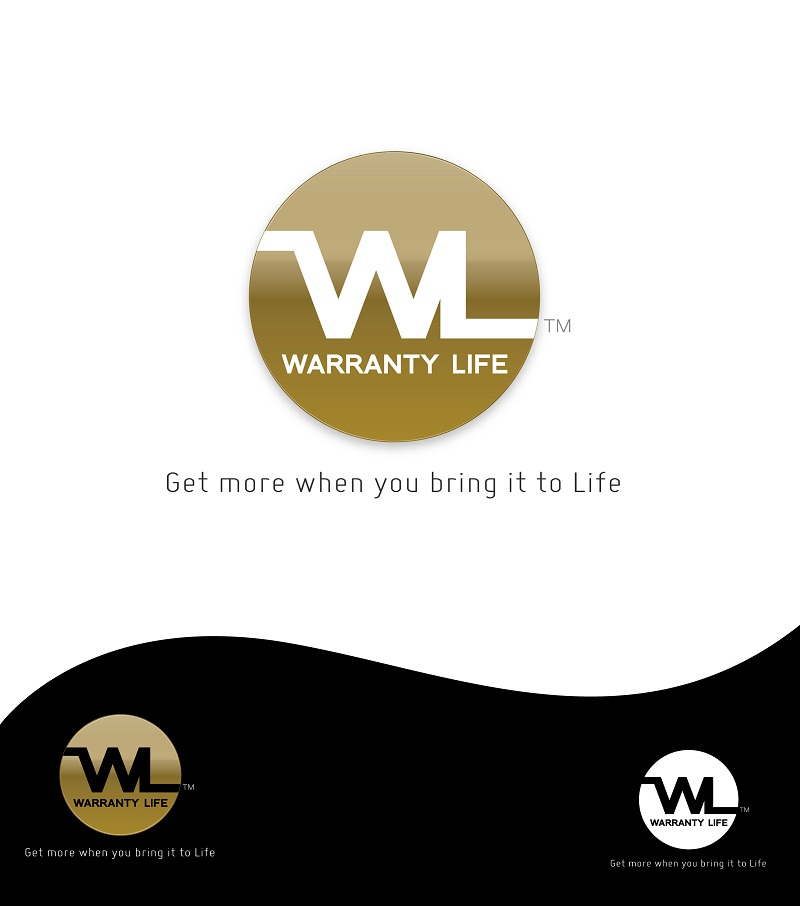 Logo Design by kowreck - Entry No. 43 in the Logo Design Contest WarrantyLife Logo Design.
