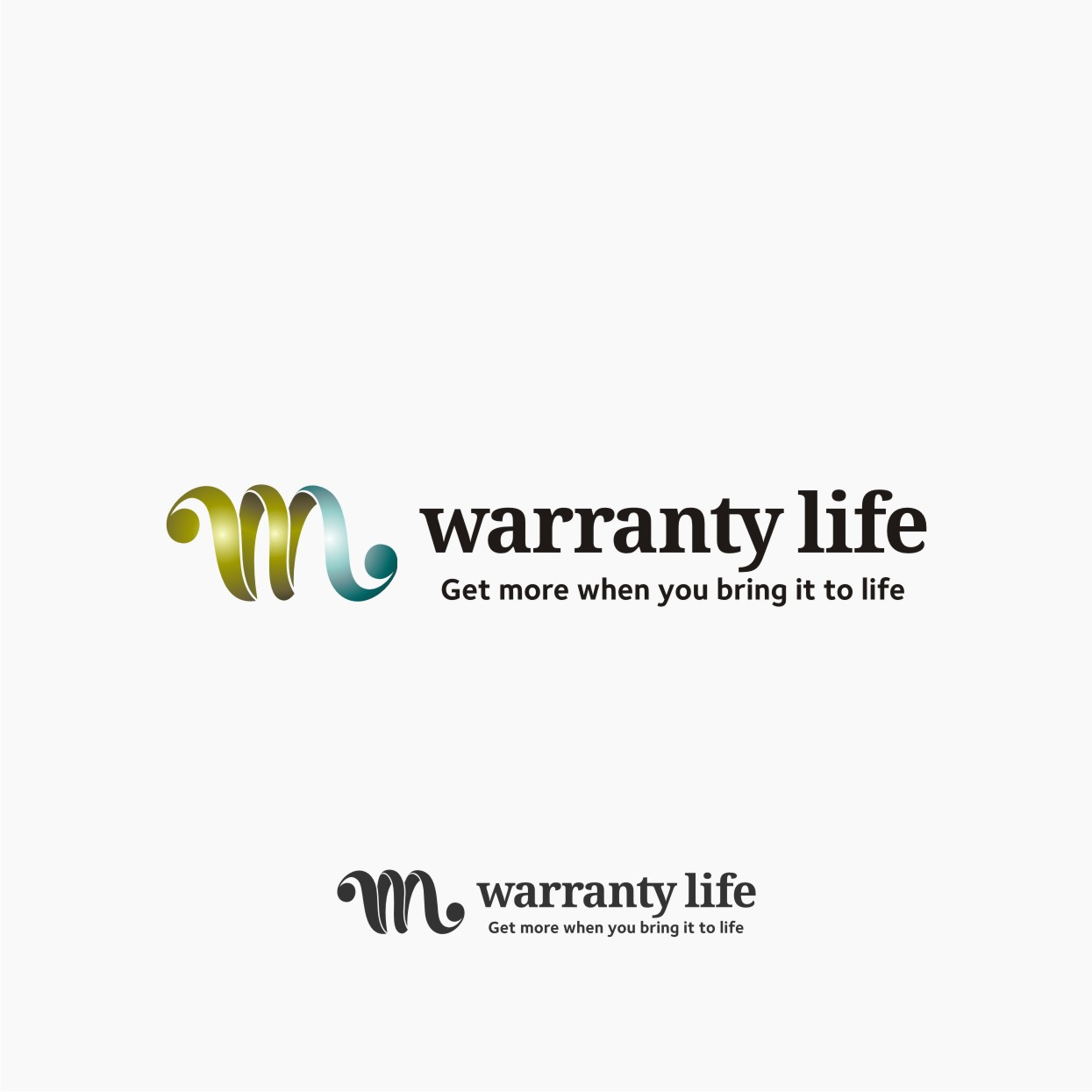 Logo Design by graphicleaf - Entry No. 47 in the Logo Design Contest WarrantyLife Logo Design.