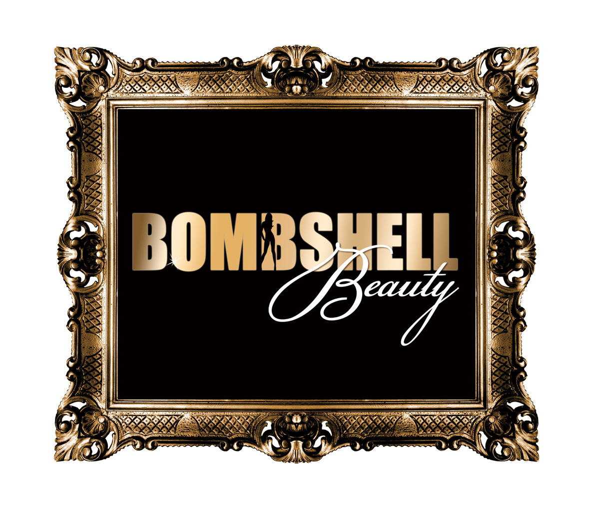 Logo Design by marikisoti - Entry No. 47 in the Logo Design Contest Logo Design Needed for Exciting New Company Bombshell Beauty.