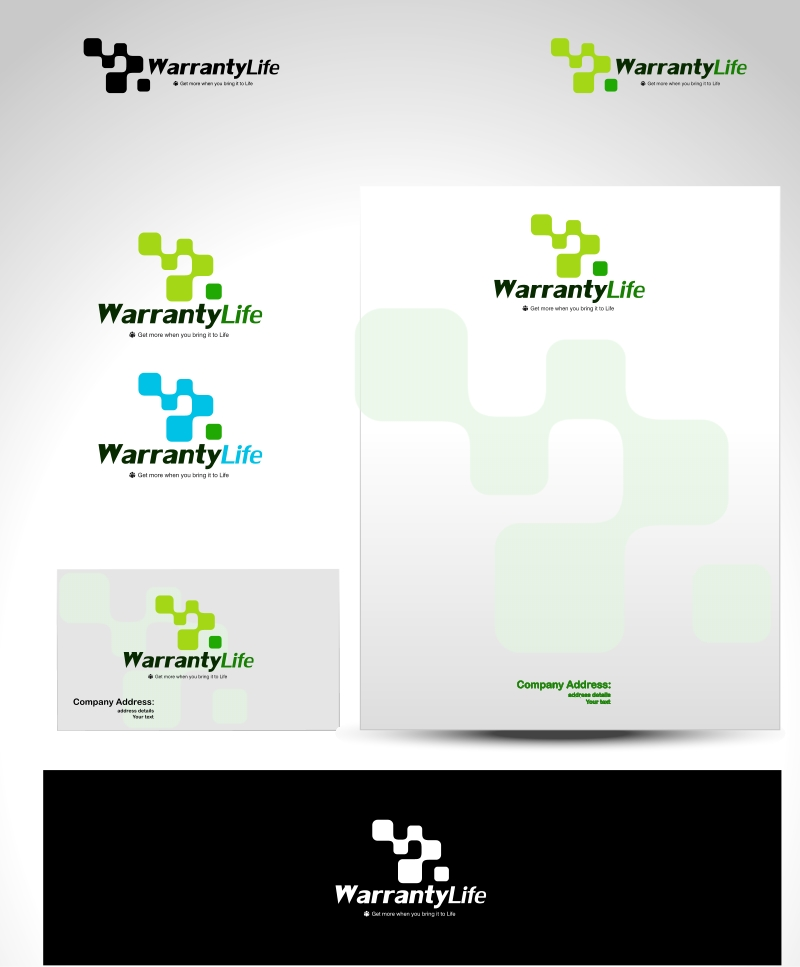 Logo Design by Private User - Entry No. 49 in the Logo Design Contest WarrantyLife Logo Design.
