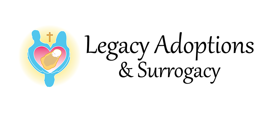 Logo Design by robken0174 - Entry No. 24 in the Logo Design Contest Legacy Adoptions and Surrogacy Logo Design.