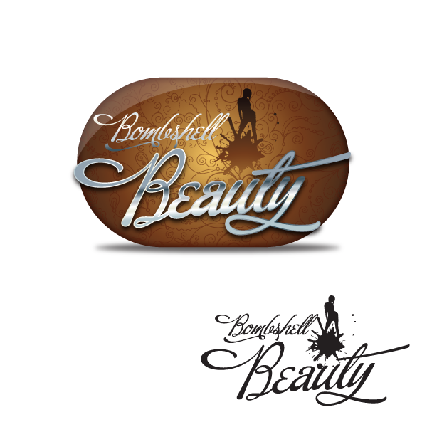 Logo Design by storm - Entry No. 50 in the Logo Design Contest Logo Design Needed for Exciting New Company Bombshell Beauty.