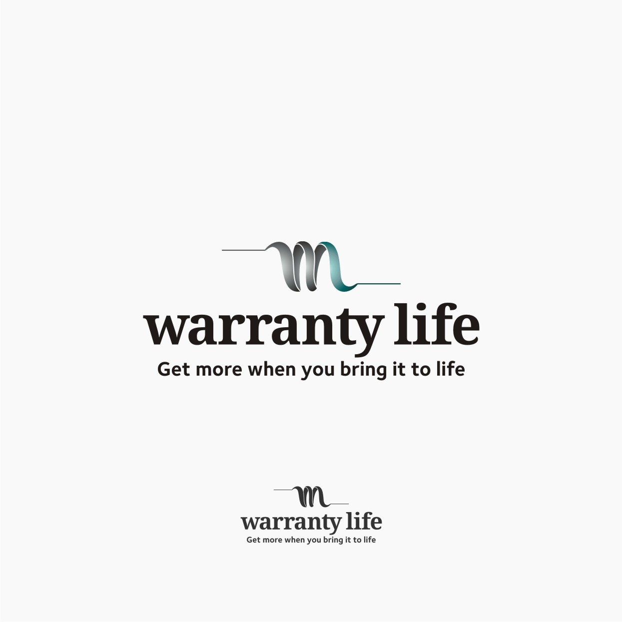 Logo Design by graphicleaf - Entry No. 61 in the Logo Design Contest WarrantyLife Logo Design.