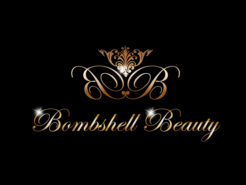 Logo Design by Niki_e_Z - Entry No. 55 in the Logo Design Contest Logo Design Needed for Exciting New Company Bombshell Beauty.