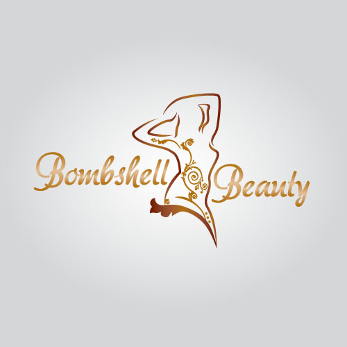 Logo Design by Dockland Assist - Entry No. 56 in the Logo Design Contest Logo Design Needed for Exciting New Company Bombshell Beauty.