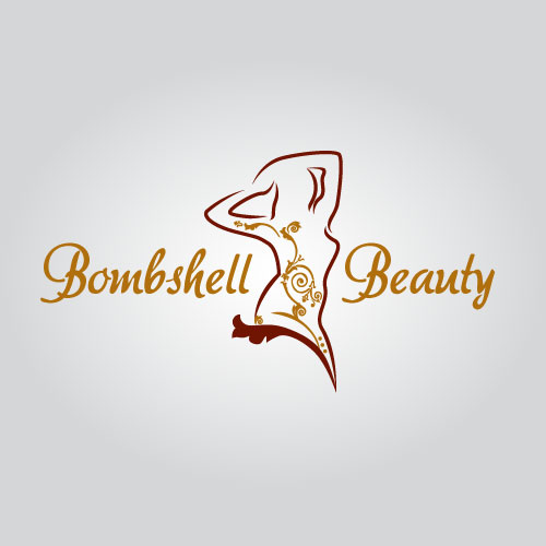 Logo Design by Dockland Assist - Entry No. 60 in the Logo Design Contest Logo Design Needed for Exciting New Company Bombshell Beauty.