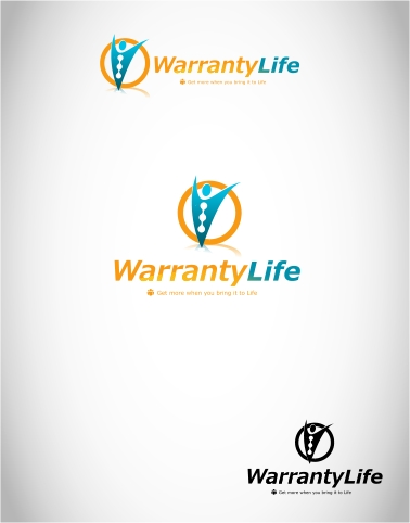 Logo Design by Private User - Entry No. 66 in the Logo Design Contest WarrantyLife Logo Design.