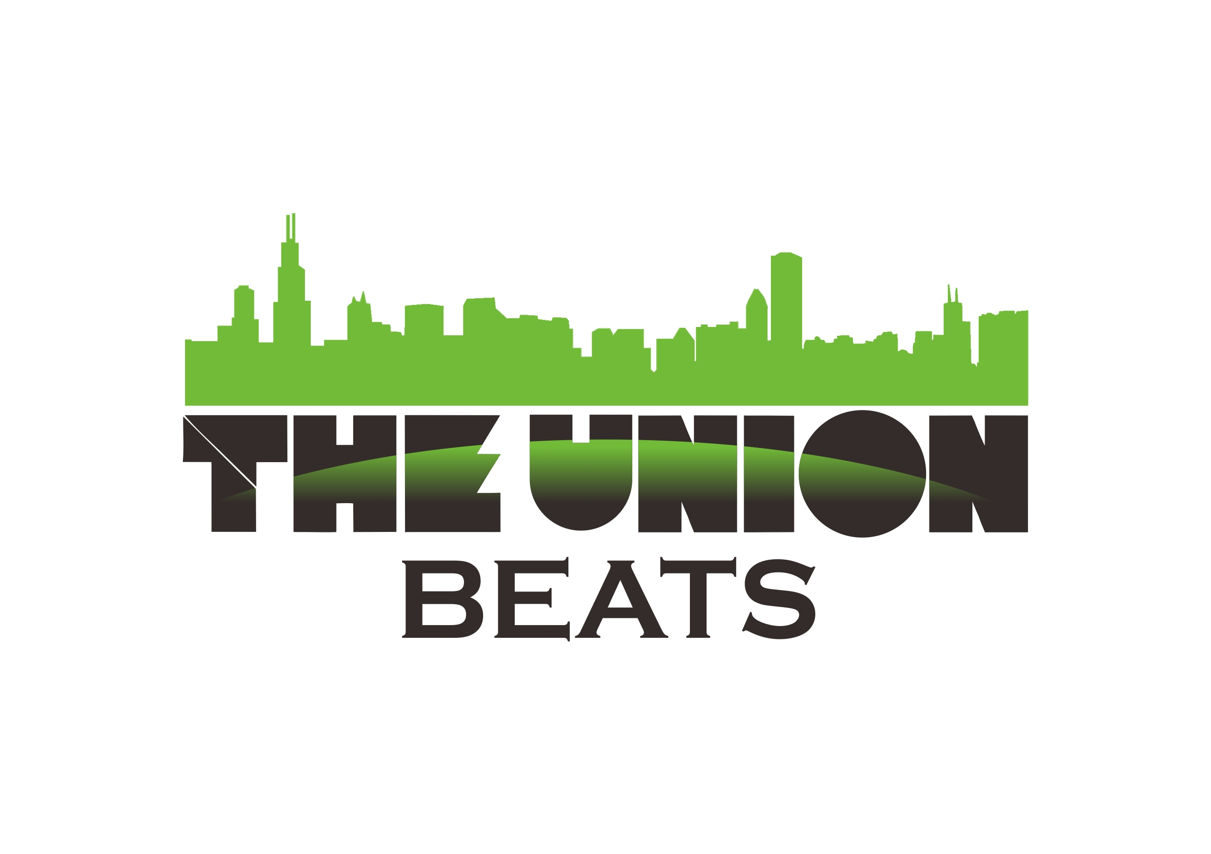 Logo Design by Teguh Mudjianto - Entry No. 8 in the Logo Design Contest Unique Logo Design Wanted for THE UNION BEATS.