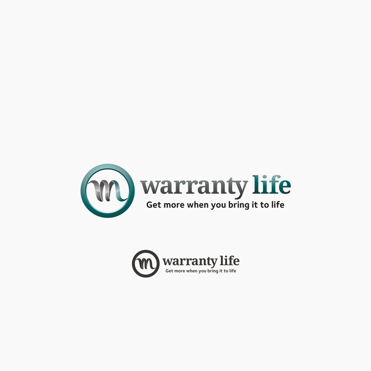 Logo Design by graphicleaf - Entry No. 70 in the Logo Design Contest WarrantyLife Logo Design.