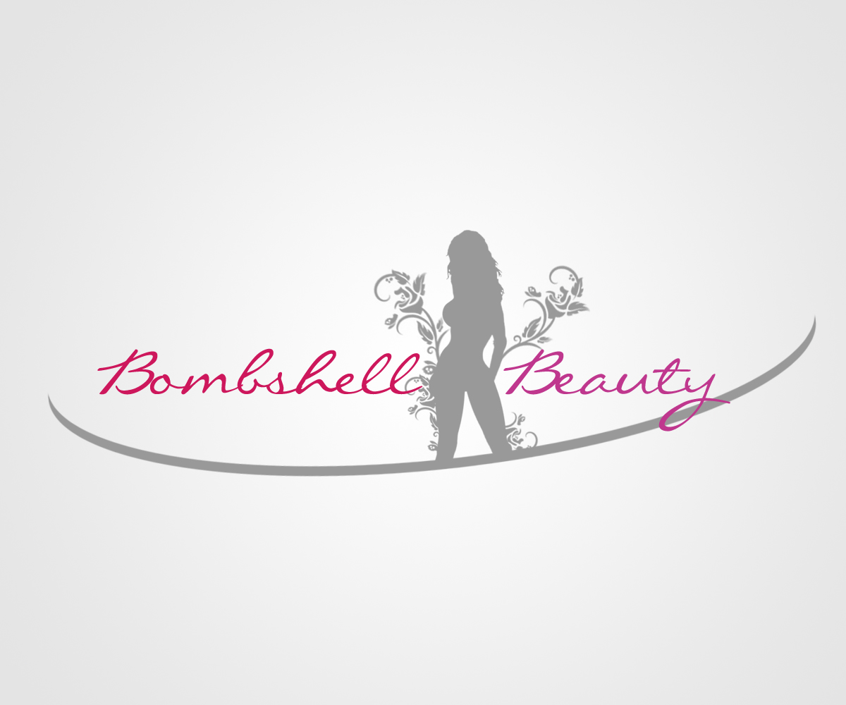 Logo Design by Kenneth Joel - Entry No. 67 in the Logo Design Contest Logo Design Needed for Exciting New Company Bombshell Beauty.