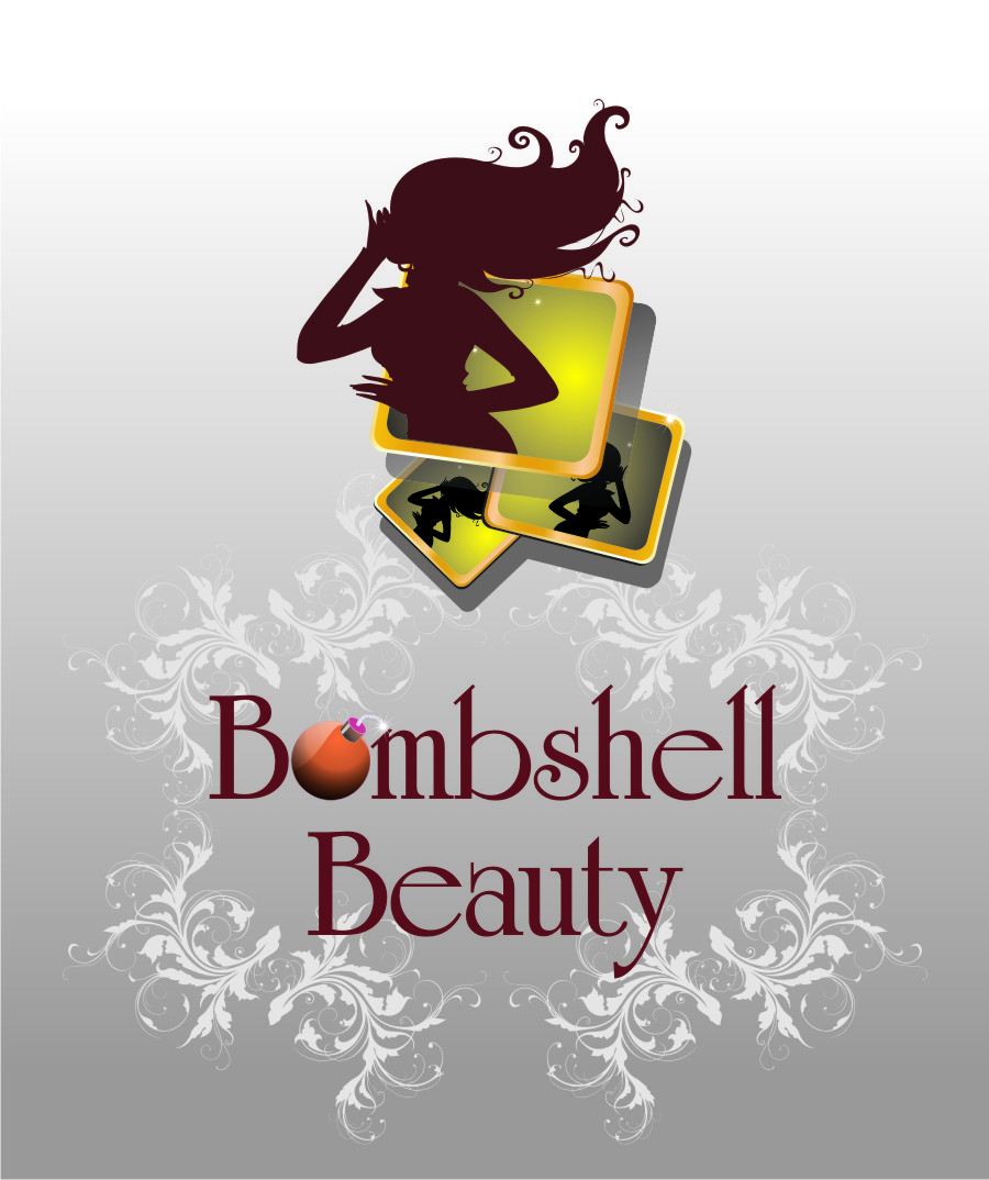 Logo Design by Private User - Entry No. 69 in the Logo Design Contest Logo Design Needed for Exciting New Company Bombshell Beauty.