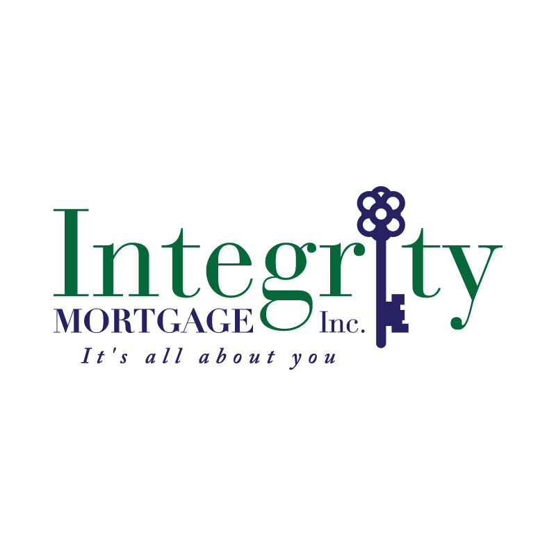 Logo Design by Number-Eight-Design - Entry No. 15 in the Logo Design Contest Integrity Mortgage Inc.