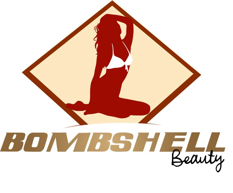Logo Design by Private User - Entry No. 71 in the Logo Design Contest Logo Design Needed for Exciting New Company Bombshell Beauty.