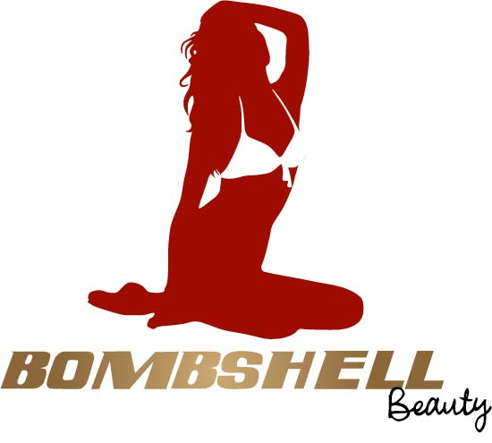 Logo Design by Private User - Entry No. 72 in the Logo Design Contest Logo Design Needed for Exciting New Company Bombshell Beauty.