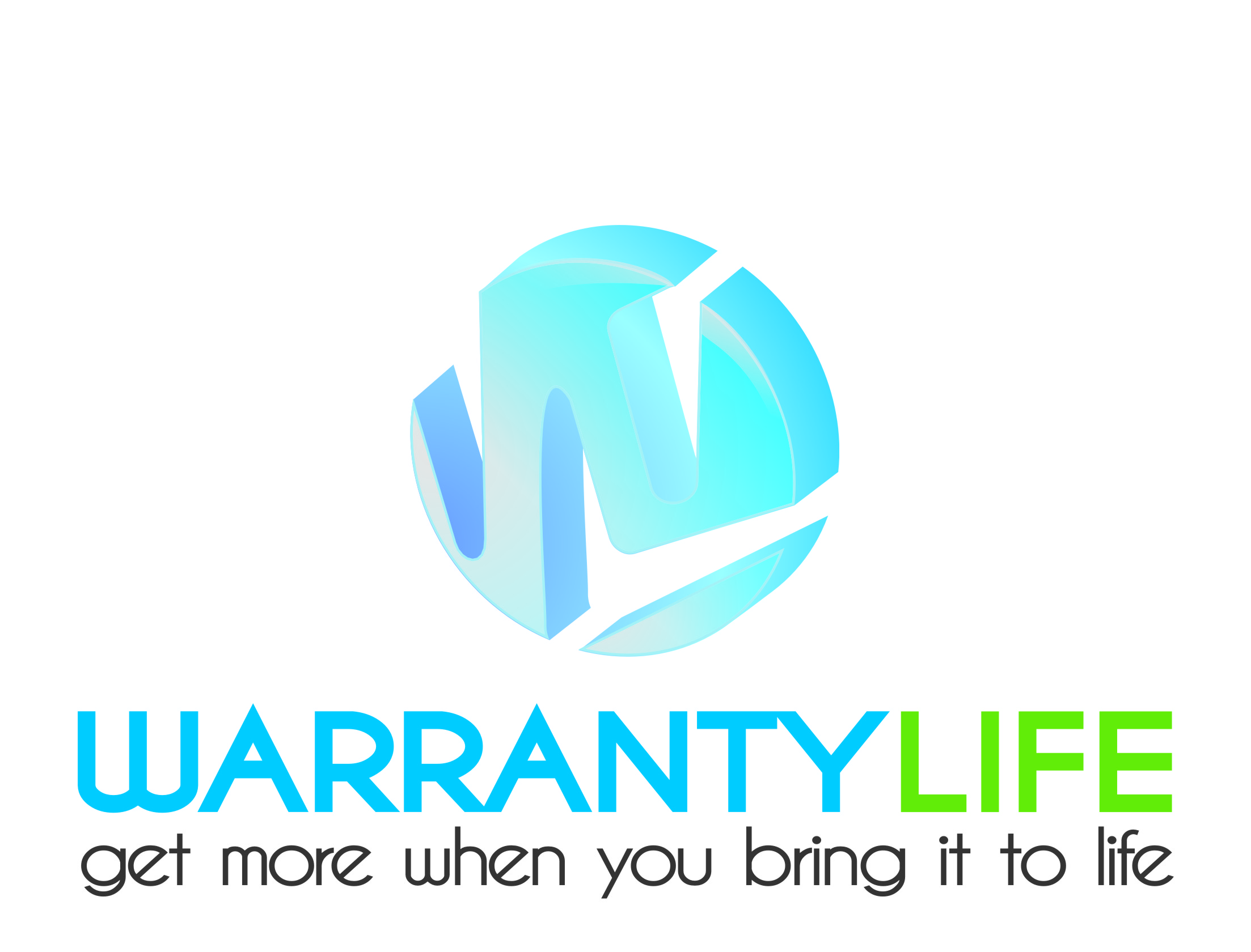 Logo Design by Private User - Entry No. 82 in the Logo Design Contest WarrantyLife Logo Design.