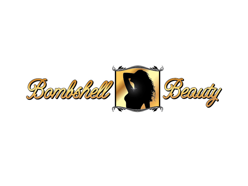 Logo Design by Private User - Entry No. 74 in the Logo Design Contest Logo Design Needed for Exciting New Company Bombshell Beauty.