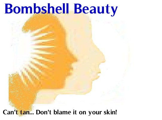 Logo Design by Khalid Mushtaq - Entry No. 75 in the Logo Design Contest Logo Design Needed for Exciting New Company Bombshell Beauty.