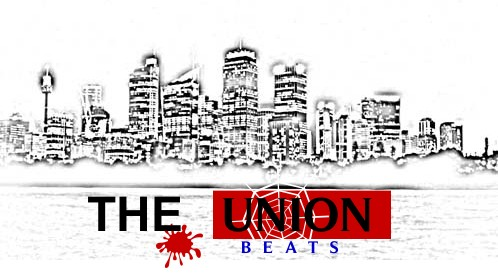 Logo Design by Khalid Mushtaq - Entry No. 21 in the Logo Design Contest Unique Logo Design Wanted for THE UNION BEATS.