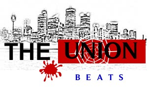 Logo Design by Khalid Mushtaq - Entry No. 22 in the Logo Design Contest Unique Logo Design Wanted for THE UNION BEATS.