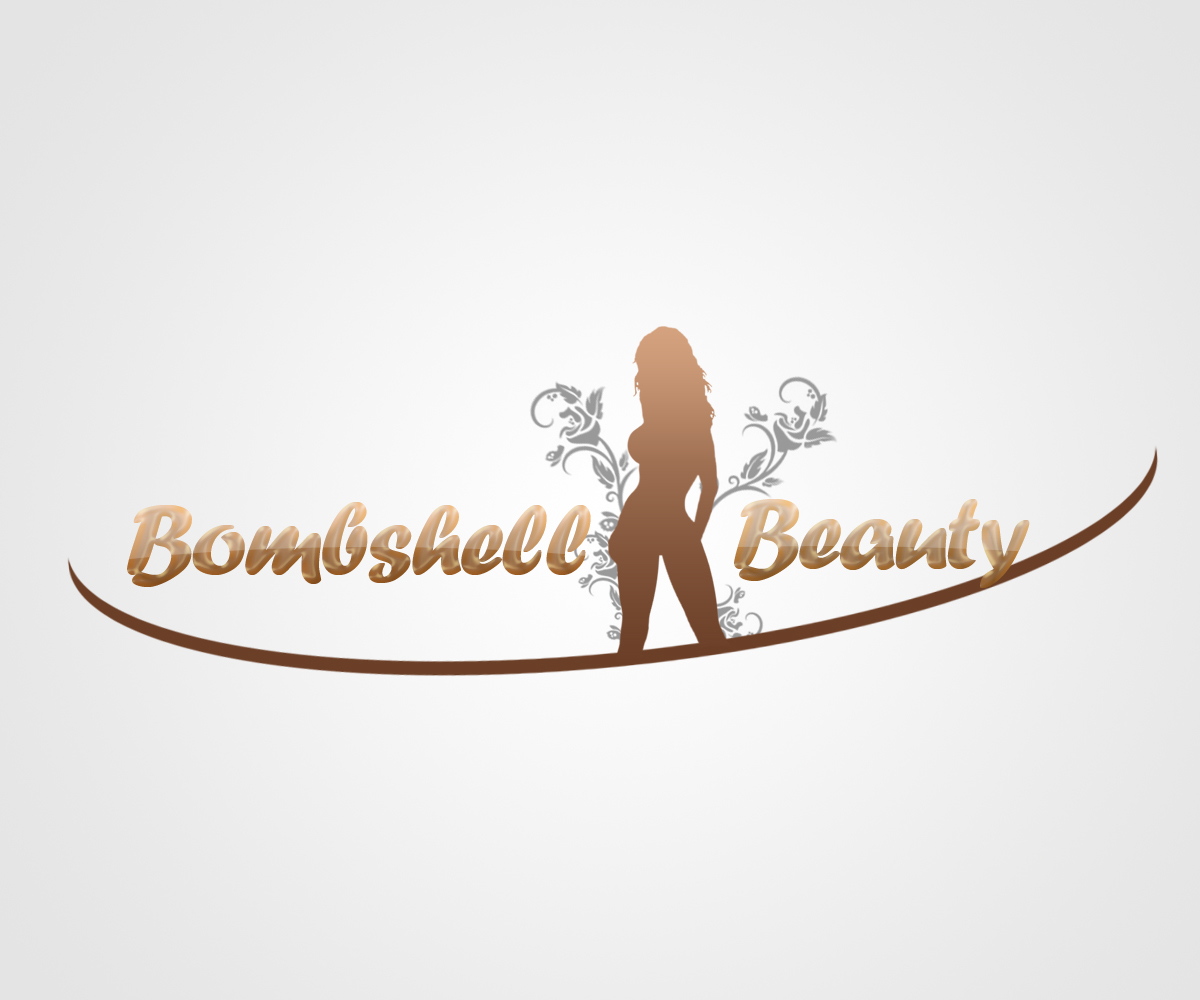 Logo Design by Kenneth Joel - Entry No. 87 in the Logo Design Contest Logo Design Needed for Exciting New Company Bombshell Beauty.