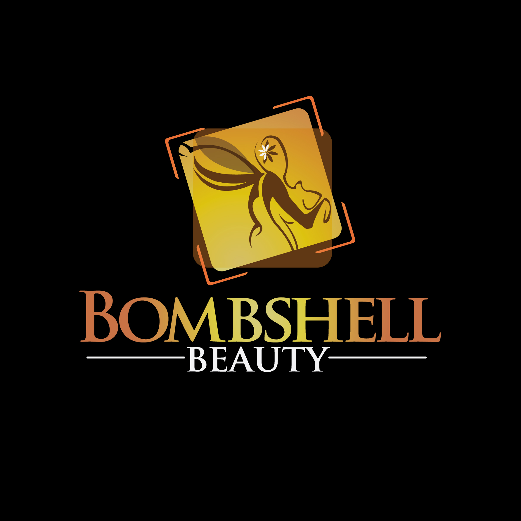 Logo Design by stormbighit - Entry No. 89 in the Logo Design Contest Logo Design Needed for Exciting New Company Bombshell Beauty.