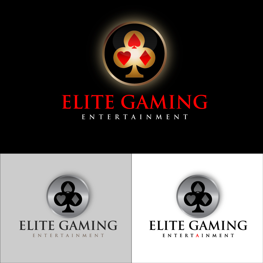 Logo Design by trav - Entry No. 93 in the Logo Design Contest Elite Gaming Entertainment.