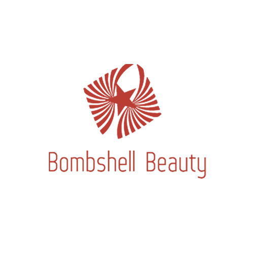 Logo Design by Jelena Kaerner - Entry No. 97 in the Logo Design Contest Logo Design Needed for Exciting New Company Bombshell Beauty.