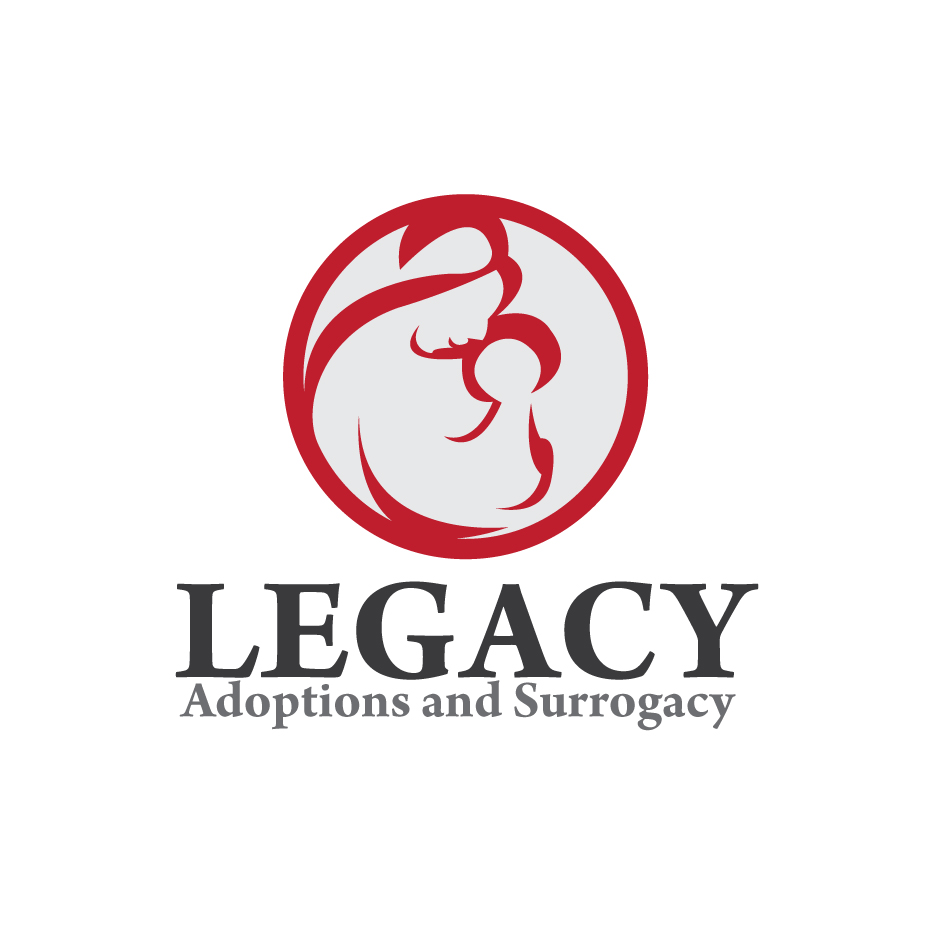 Logo Design by stormbighit - Entry No. 43 in the Logo Design Contest Legacy Adoptions and Surrogacy Logo Design.