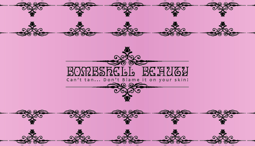 Logo Design by Eric White Origami Associates - Entry No. 107 in the Logo Design Contest Logo Design Needed for Exciting New Company Bombshell Beauty.