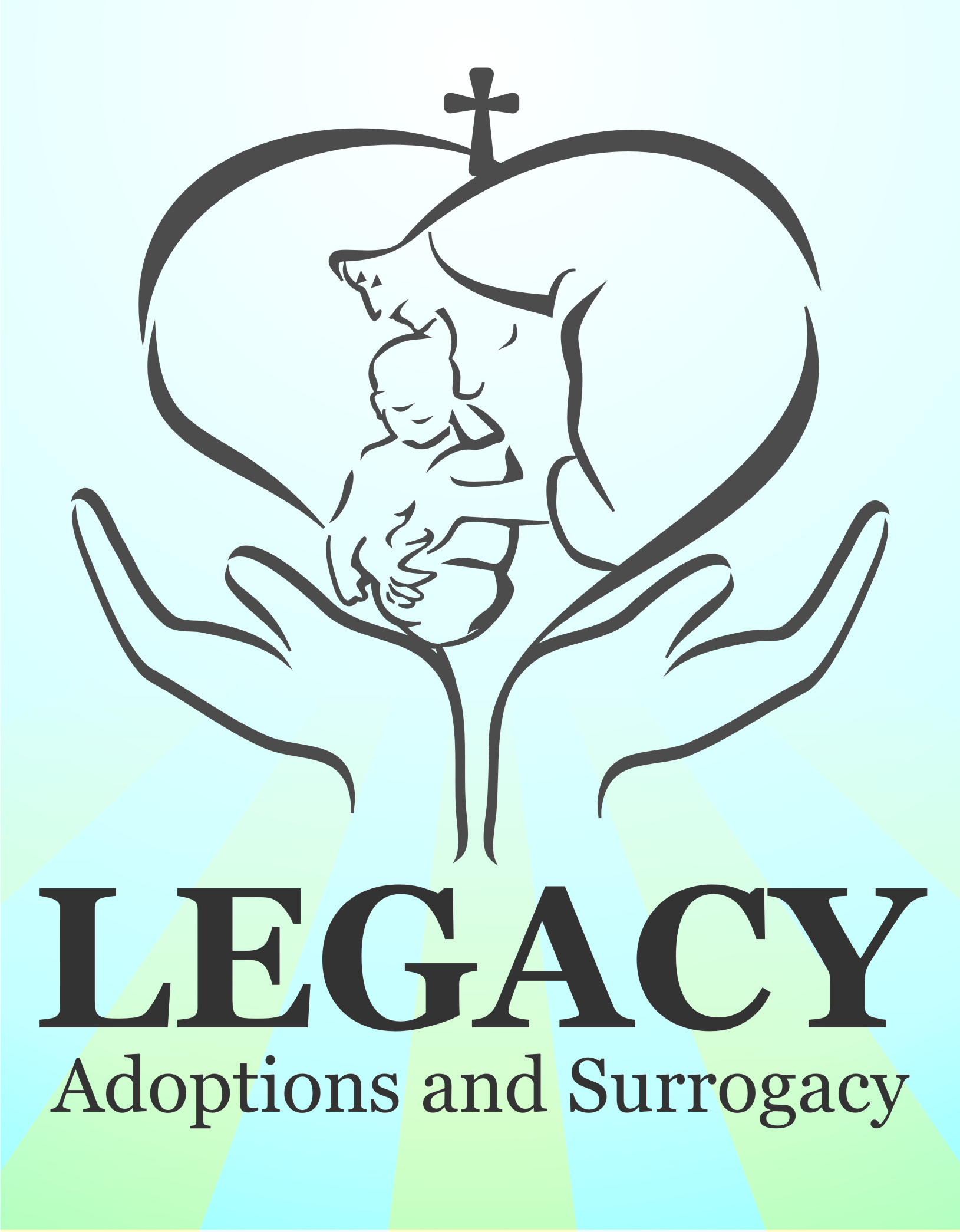 Logo Design by Private User - Entry No. 46 in the Logo Design Contest Legacy Adoptions and Surrogacy Logo Design.