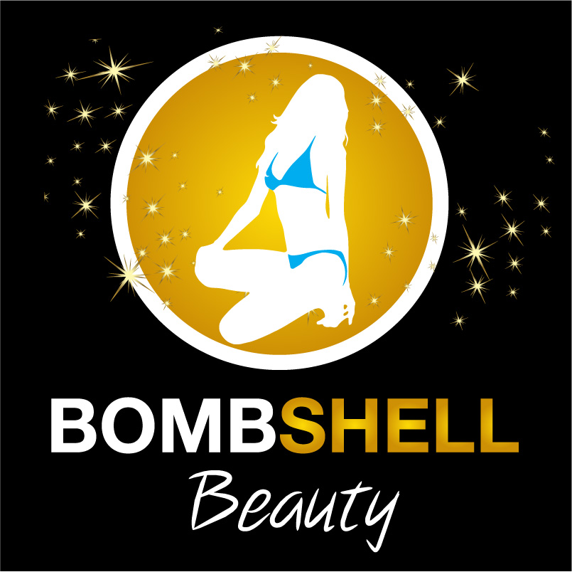 Logo Design by Private User - Entry No. 113 in the Logo Design Contest Logo Design Needed for Exciting New Company Bombshell Beauty.