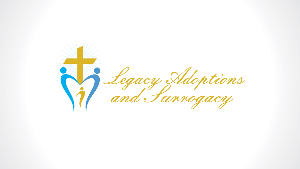Logo Design by azqaa - Entry No. 47 in the Logo Design Contest Legacy Adoptions and Surrogacy Logo Design.