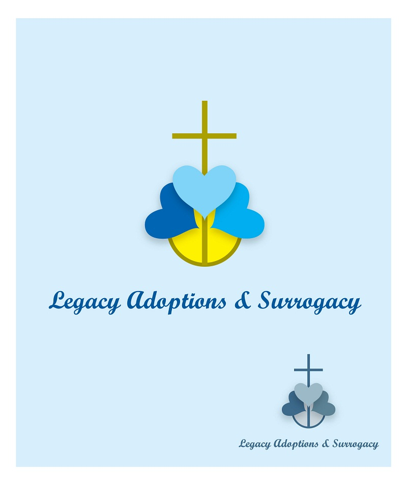 Logo Design by kowreck - Entry No. 49 in the Logo Design Contest Legacy Adoptions and Surrogacy Logo Design.
