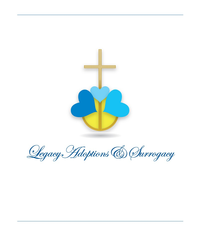 Logo Design by kowreck - Entry No. 51 in the Logo Design Contest Legacy Adoptions and Surrogacy Logo Design.