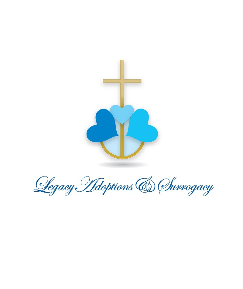 Logo Design by kowreck - Entry No. 52 in the Logo Design Contest Legacy Adoptions and Surrogacy Logo Design.