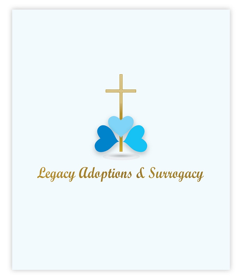 Logo Design by kowreck - Entry No. 54 in the Logo Design Contest Legacy Adoptions and Surrogacy Logo Design.