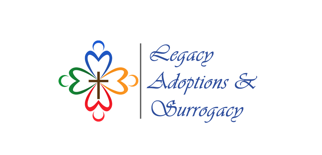 Logo Design by JohnLouie Binas - Entry No. 65 in the Logo Design Contest Legacy Adoptions and Surrogacy Logo Design.