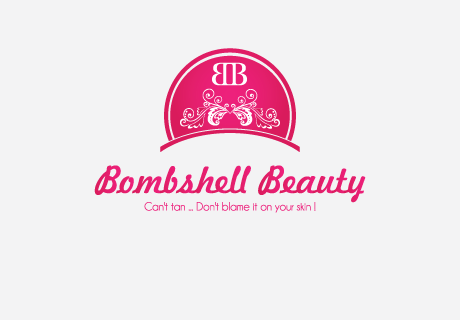 Logo Design by Private User - Entry No. 119 in the Logo Design Contest Logo Design Needed for Exciting New Company Bombshell Beauty.