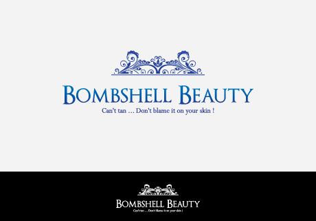 Logo Design by Private User - Entry No. 120 in the Logo Design Contest Logo Design Needed for Exciting New Company Bombshell Beauty.