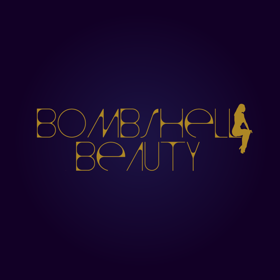 Logo Design by moonflower - Entry No. 122 in the Logo Design Contest Logo Design Needed for Exciting New Company Bombshell Beauty.