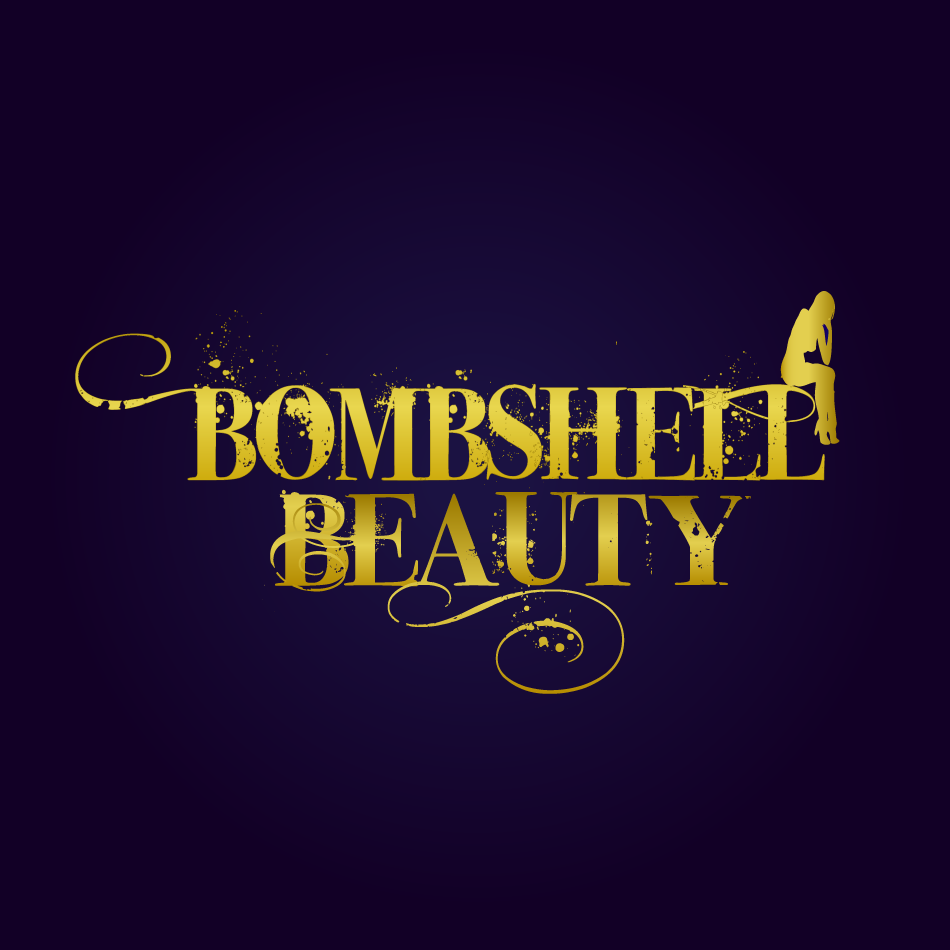 Logo Design by moonflower - Entry No. 123 in the Logo Design Contest Logo Design Needed for Exciting New Company Bombshell Beauty.