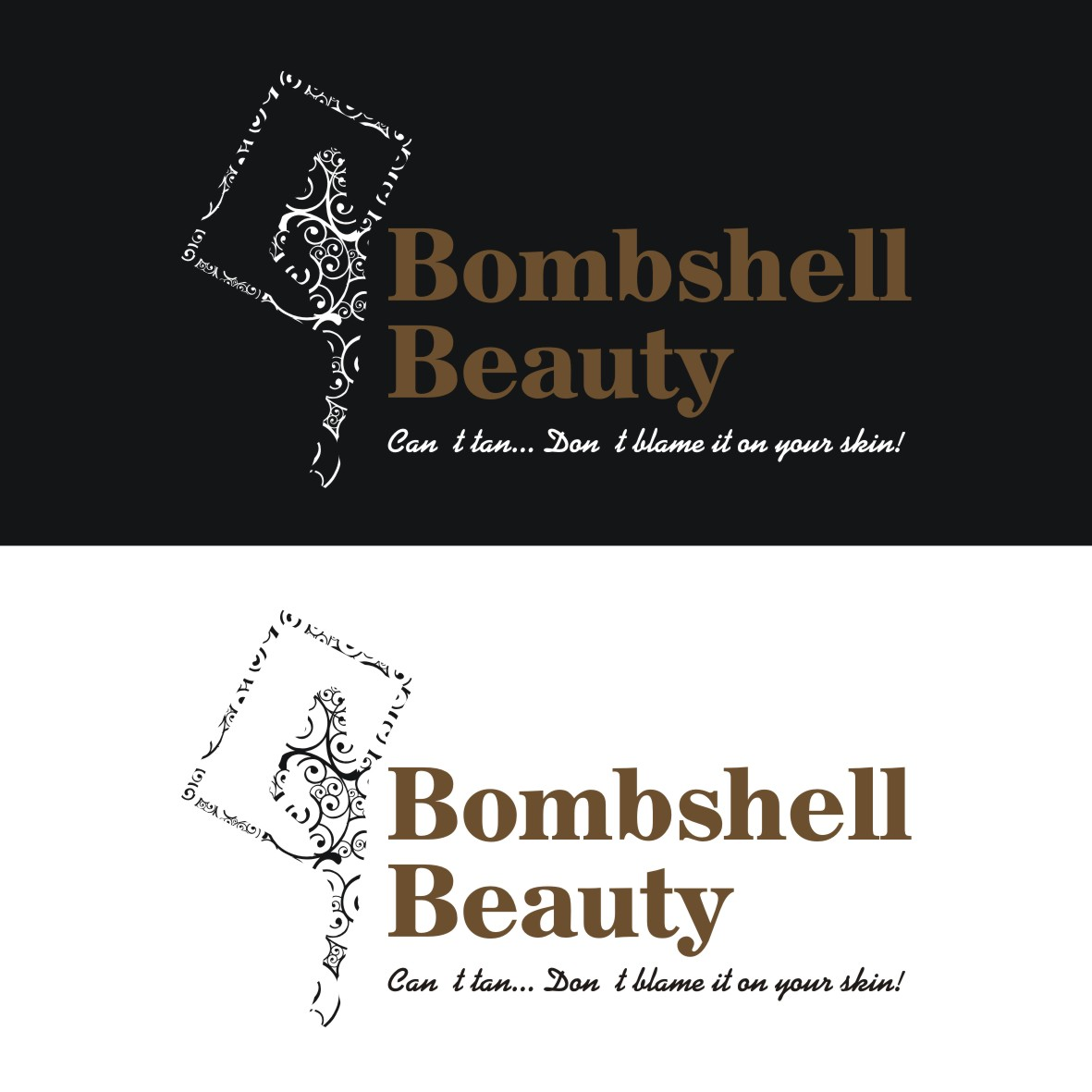 Logo Design by arteo_design - Entry No. 124 in the Logo Design Contest Logo Design Needed for Exciting New Company Bombshell Beauty.